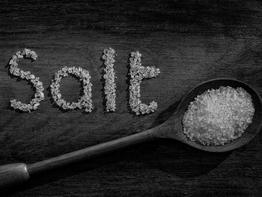Recomendaciones sobre la ingesta de sal