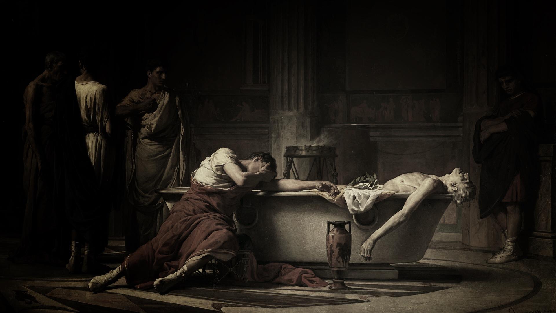 Séneca, Epicteto y Marco Aurelio visitan la rehabilitación cardiaca