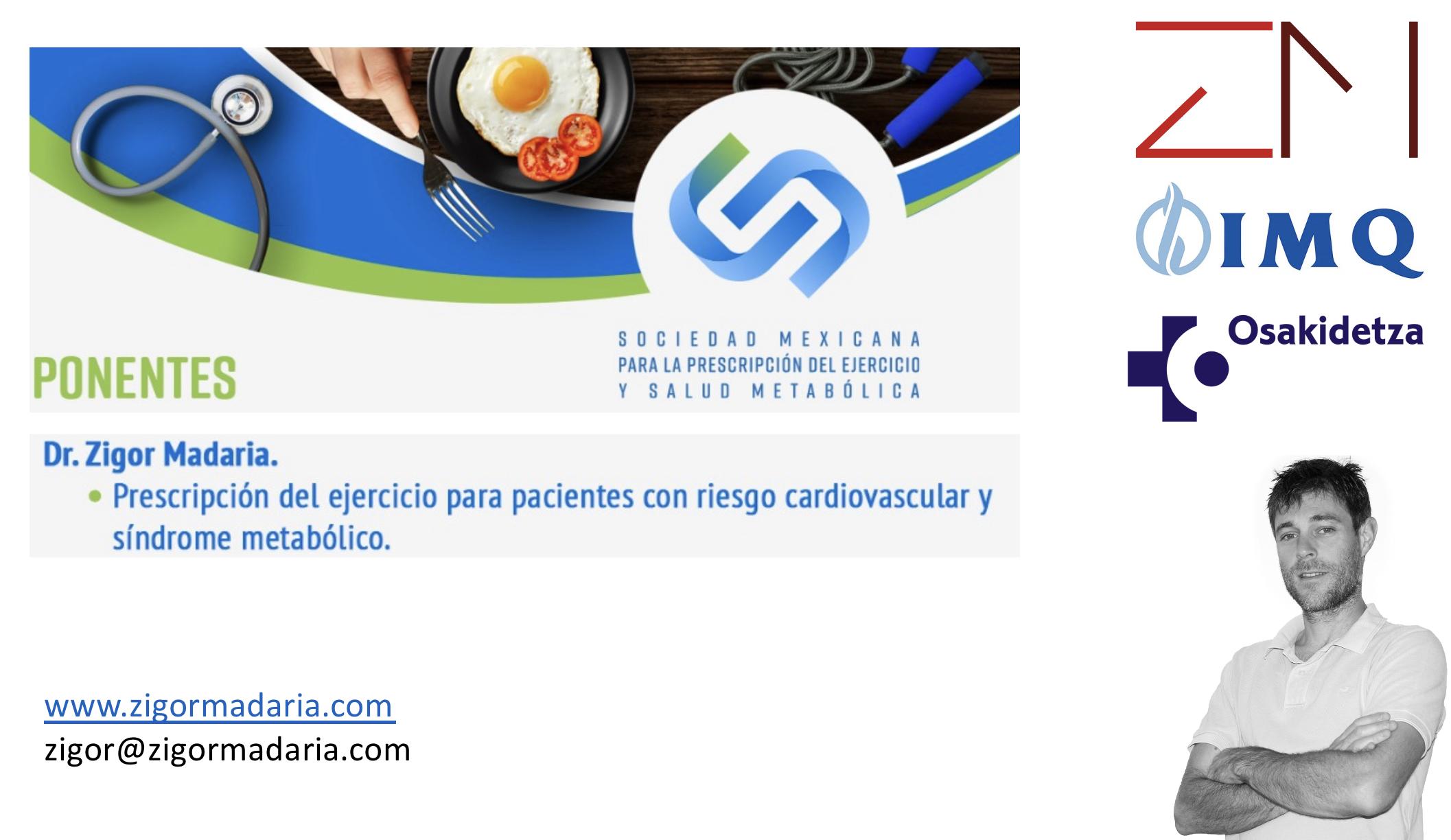Prescripción de ejercicio cardiopatías
